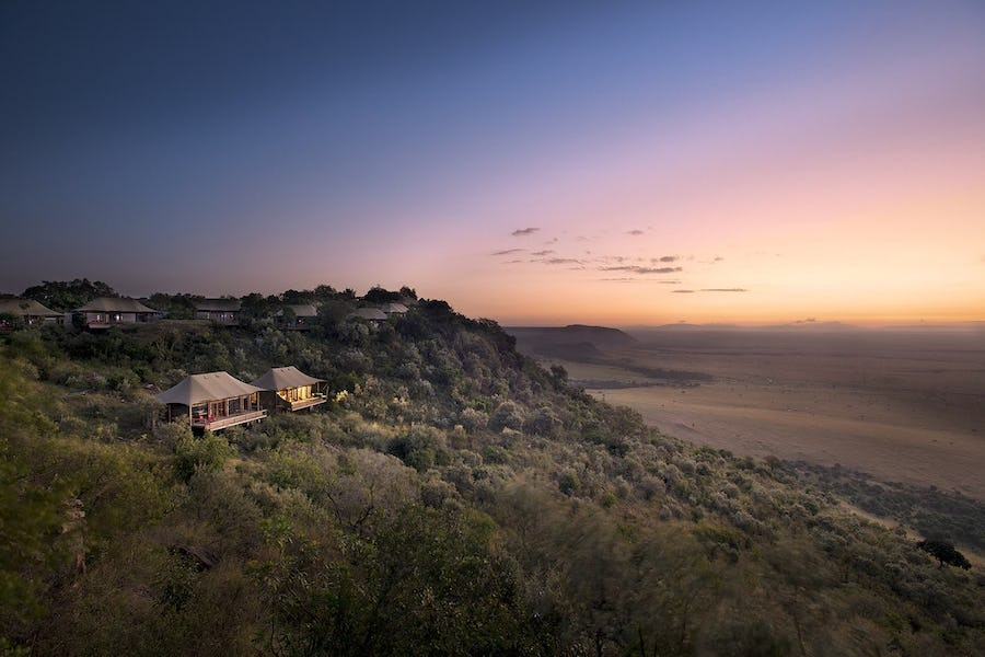 Best lodges in Kenya