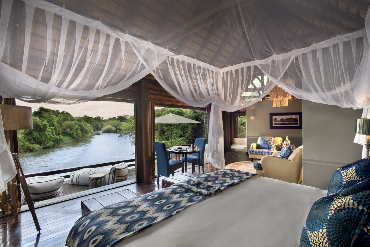 Best lodges in Zambia