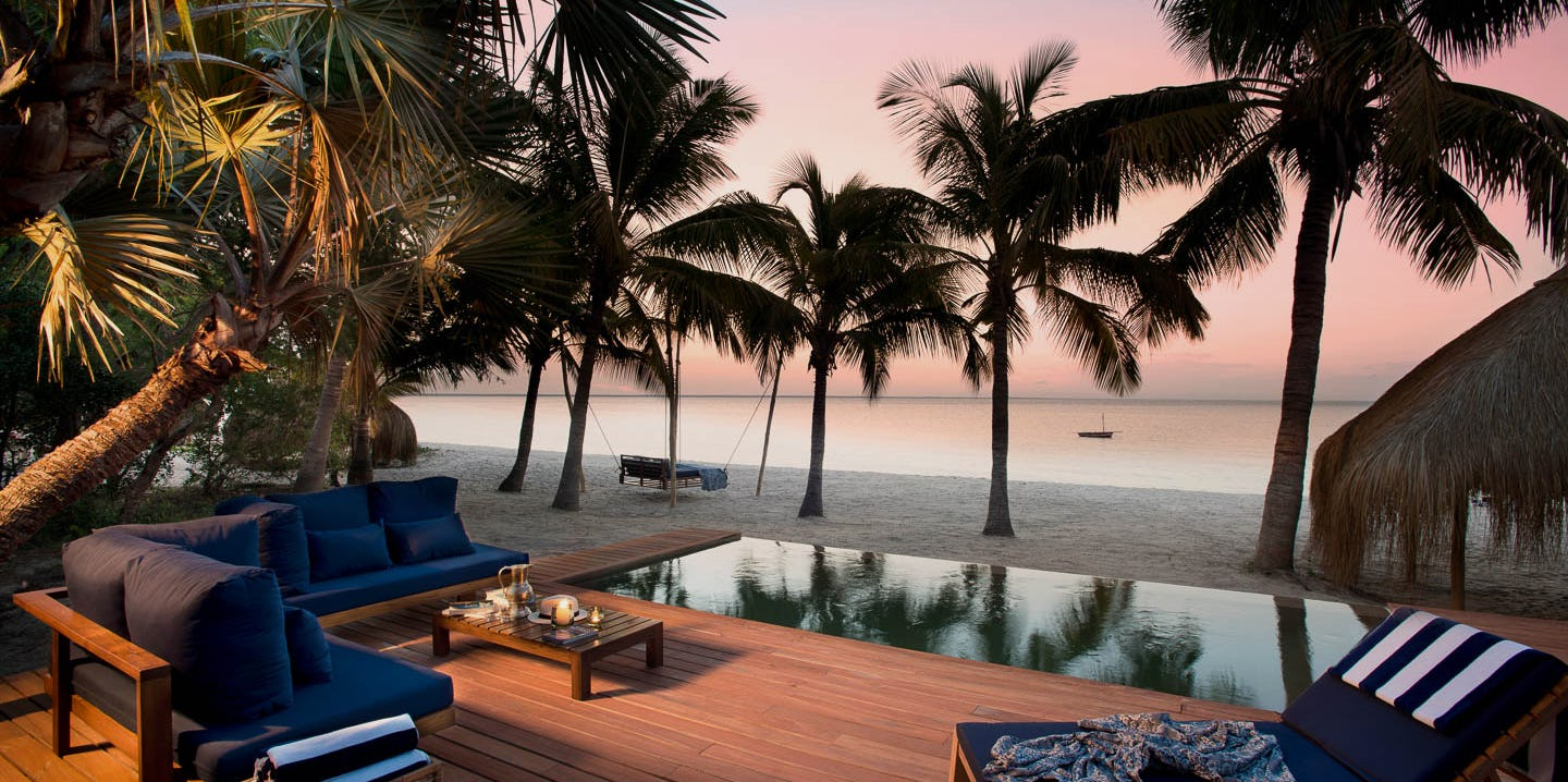 Design your mozambique holiday online timbuktu travel for Pool designs under 50 000