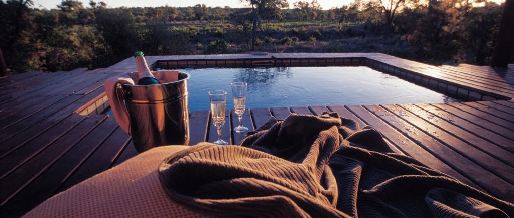 Simbambili game lodge south africa timbuktu travel for Pool designs under 50 000