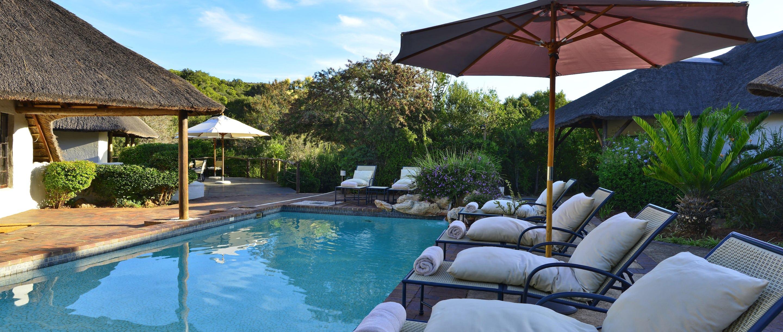 Villa lobengula south africa timbuktu travel for Pool designs under 50 000
