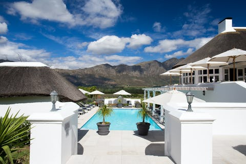 Mont rochelle hotel vineyard south africa timbuktu travel for Pool designs under 50 000