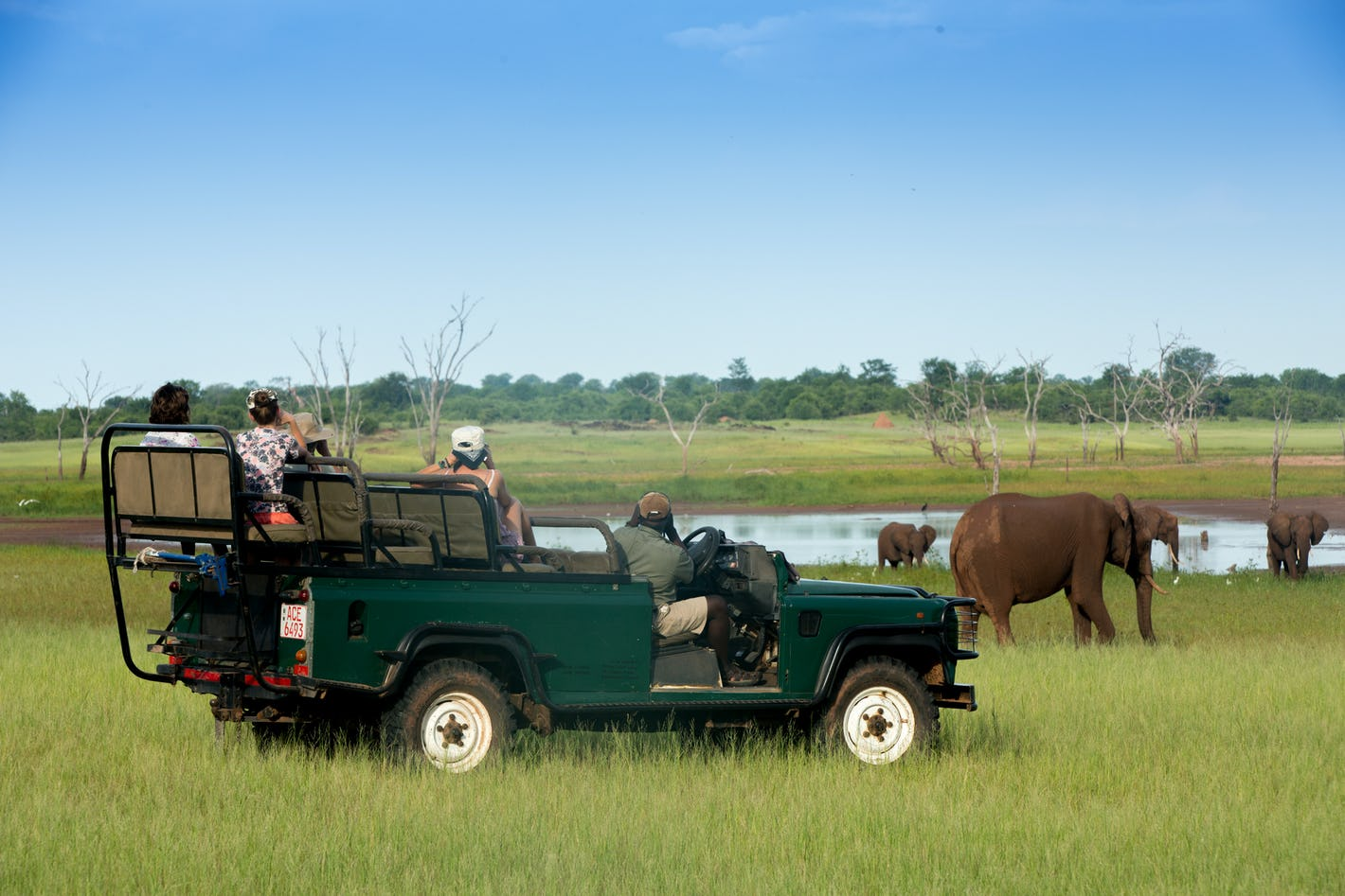 Rhino Safari Camp, Zimbabwe | Timbuktu Travel