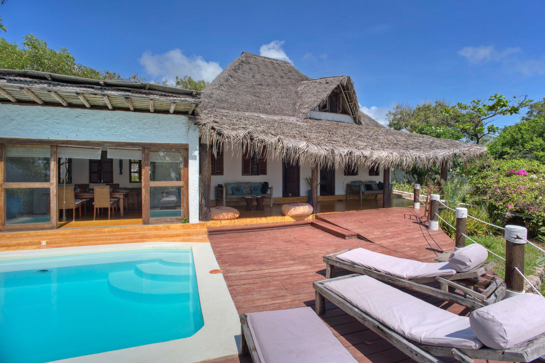 Matemwe Beach House  Tanzania