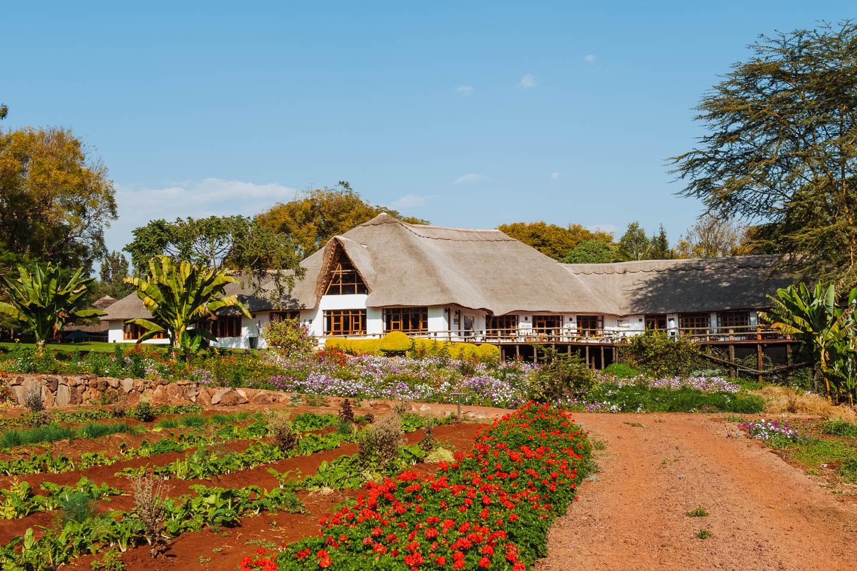 Ngorongoro Farm House  Tanzania