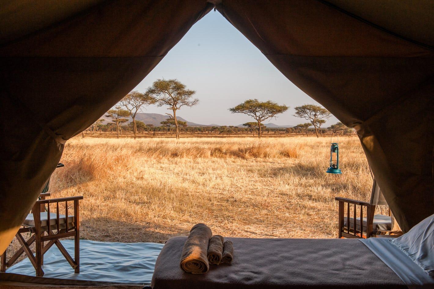Serengeti Kati Kati Tented Camp, Tanzania | Timbuktu Travel