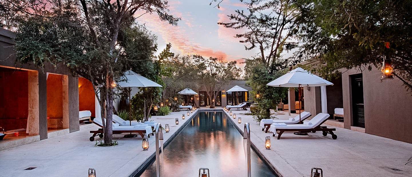 Royal malewane lodge south africa timbuktu travel for Pool designs under 50 000