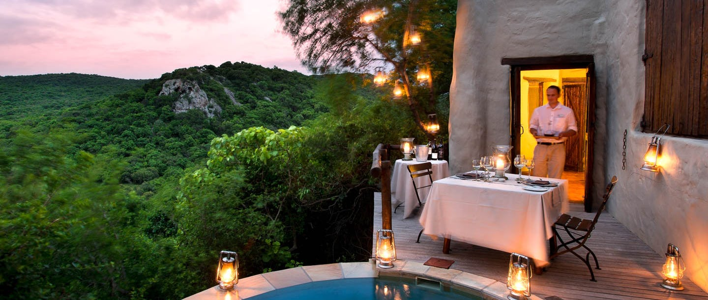 Beyond phinda rock lodge south africa timbuktu travel for Pool designs under 50 000