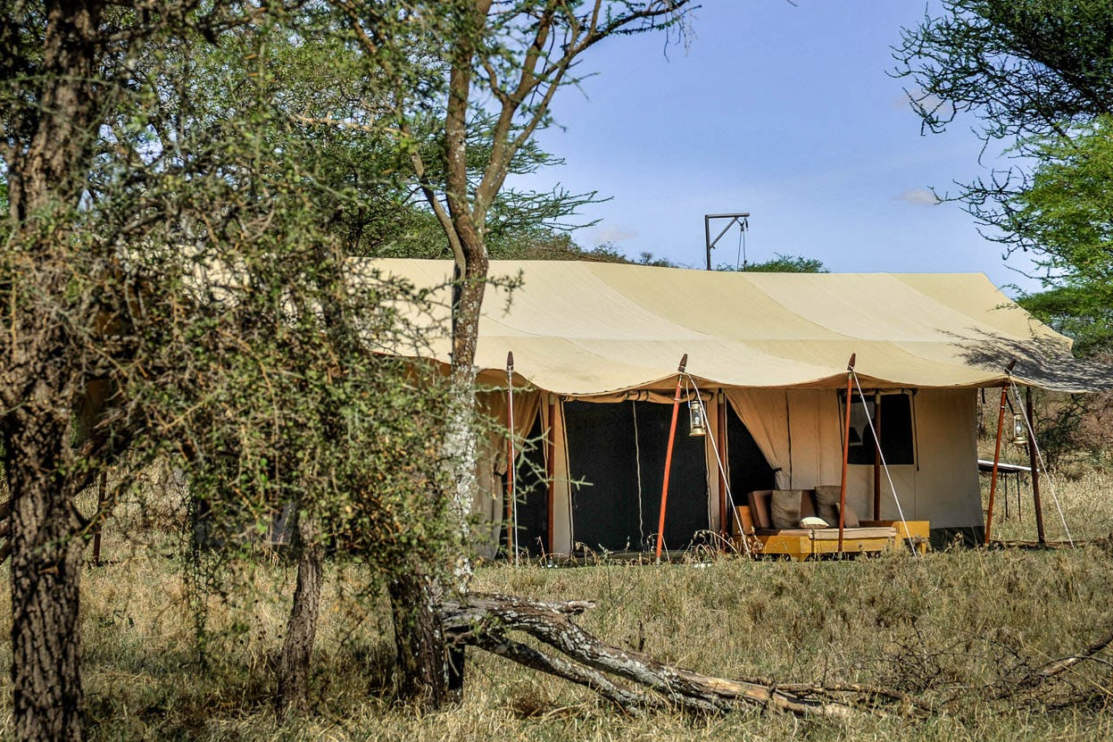 Lemala Ewanjan Tented Camp 2