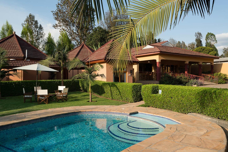 Ahadi Lodge  Tanzania