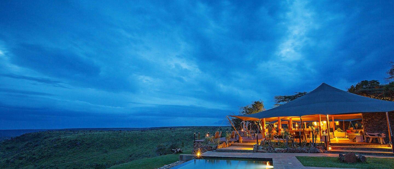 Loisaba tented camp kenya timbuktu travel for Pool designs under 50 000