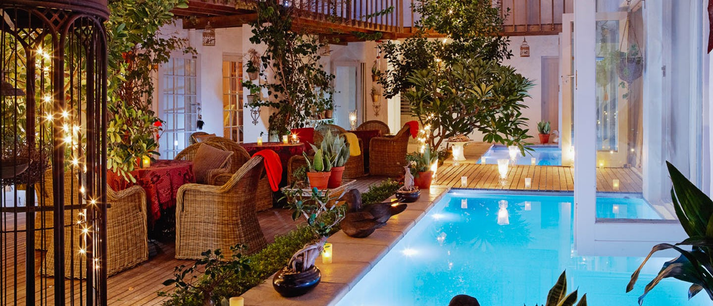 Abalone house and spa south africa timbuktu travel for Pool designs under 50 000