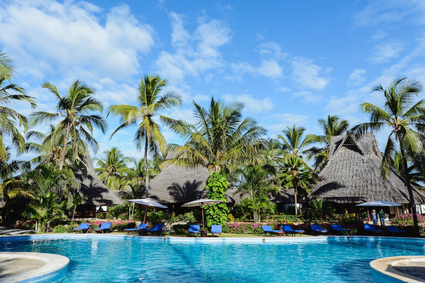 With 74 Guest Rooms Breezes Beach Club And Spa Is A Larger Resort