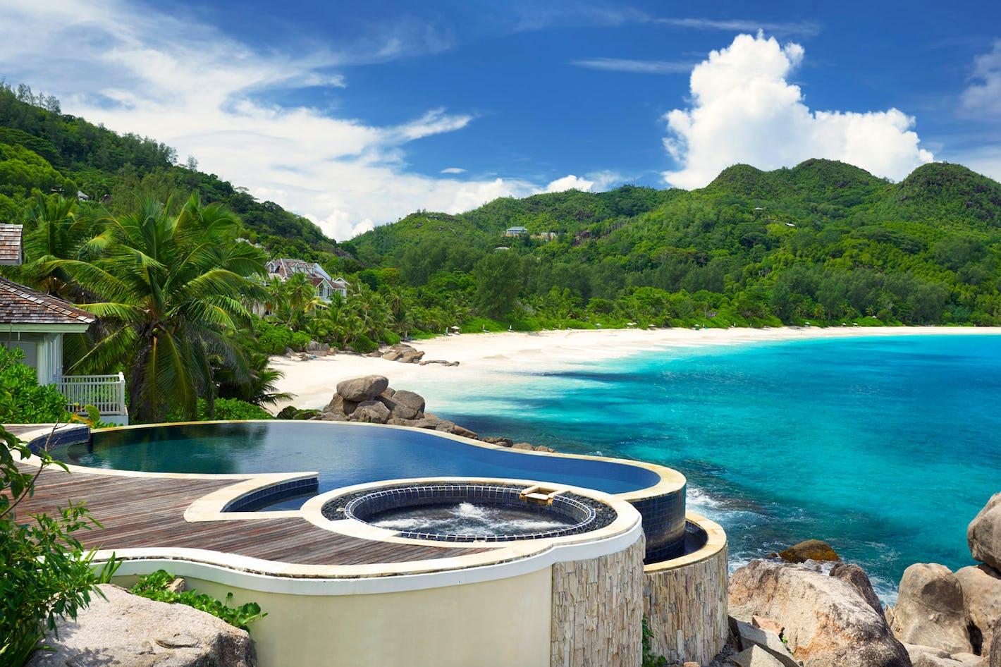 Banyan Tree Resort Seychelles Islands