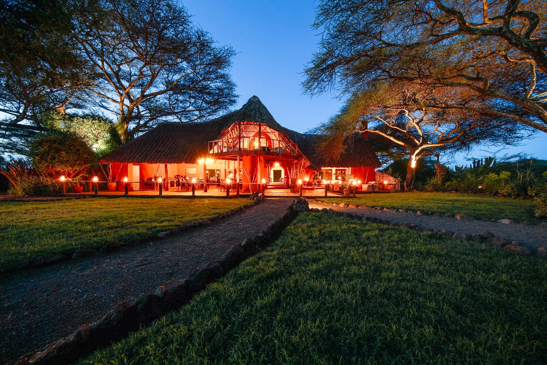 Tawi Lodge  Kenya