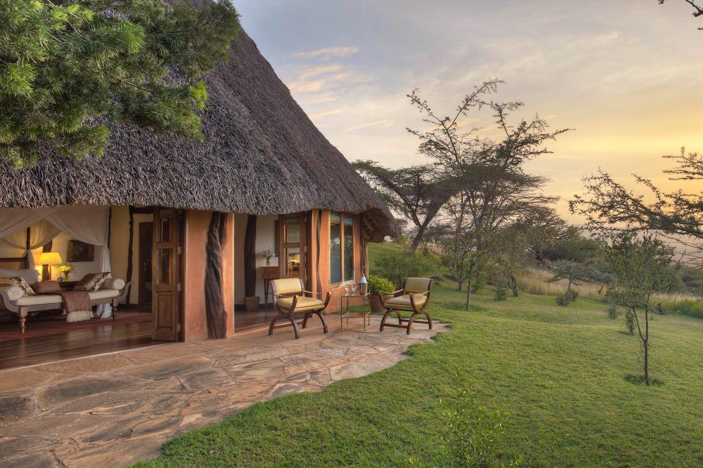 Elewana kifaru house