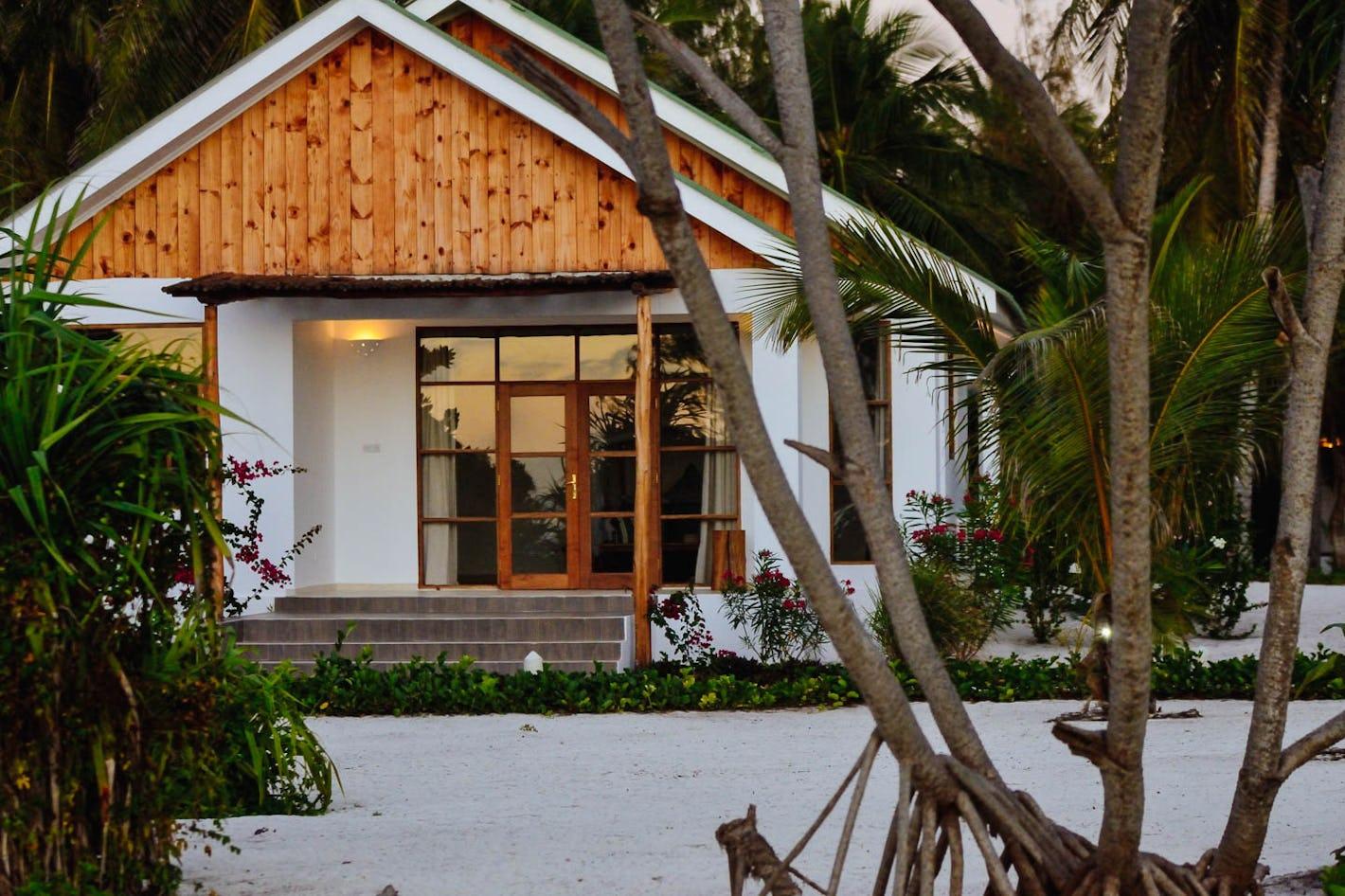 Kisiwa On The Beach Is An All Villa Resort Which Lies Near Charming Village