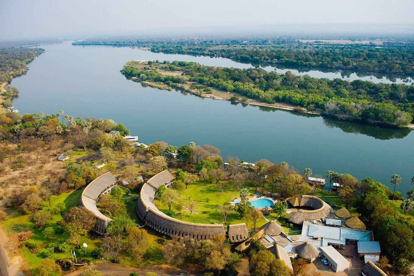 A Zambezi River Lodge Zimbabwe Timbuktu Travel