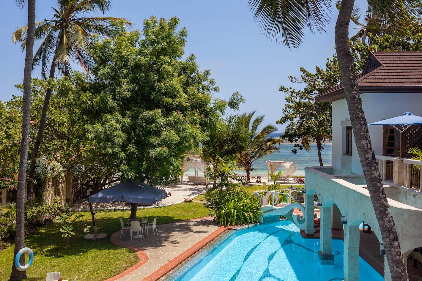 The Maji Beach Boutique Hotel Kenya