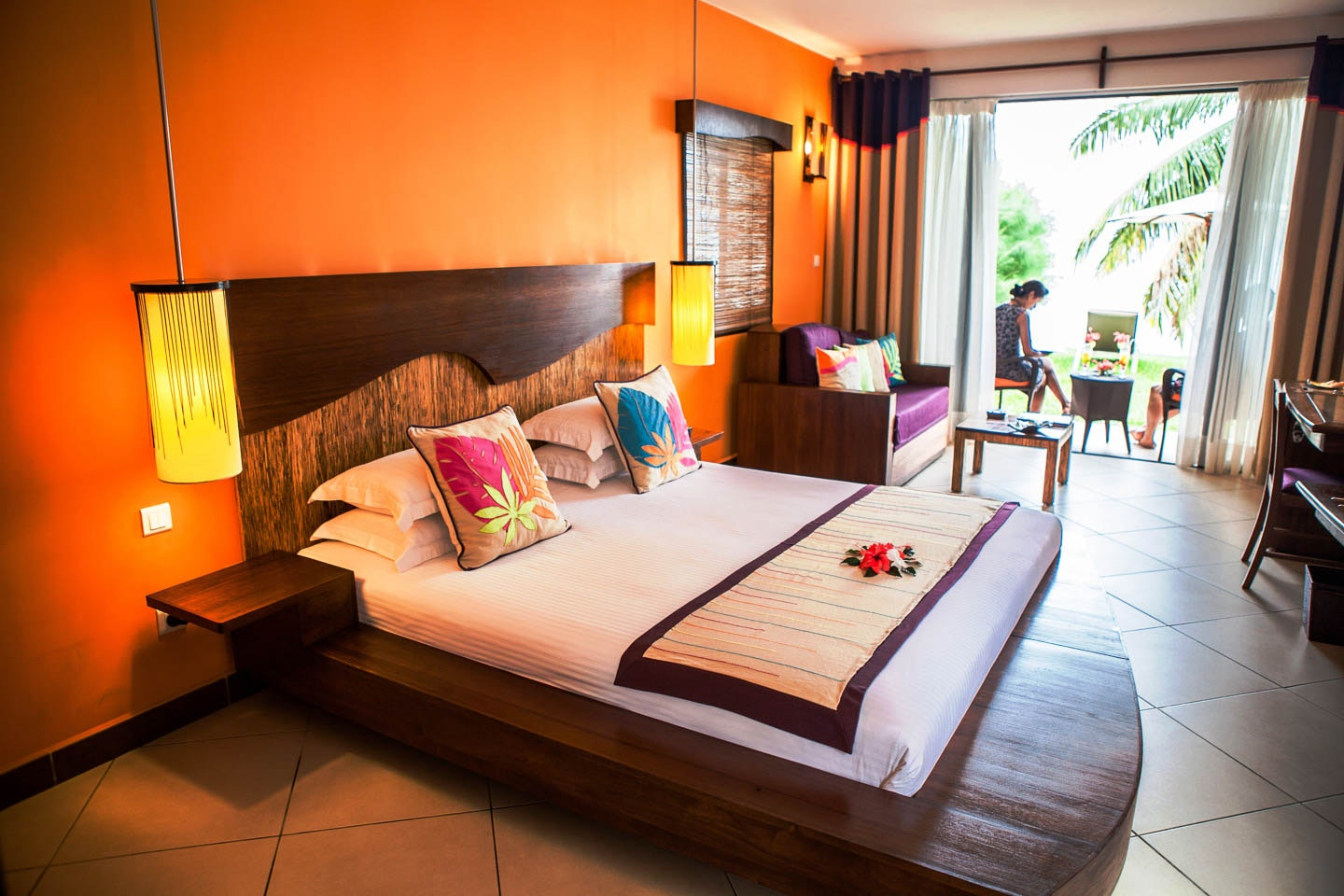 A World Class Hotel In A Tropical Setting, With All The Luxuries You Desire