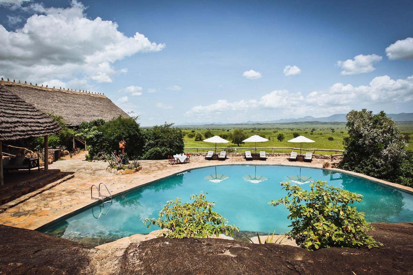 Design your kidepo valley safari online timbuktu travel for Knebel design pool ug