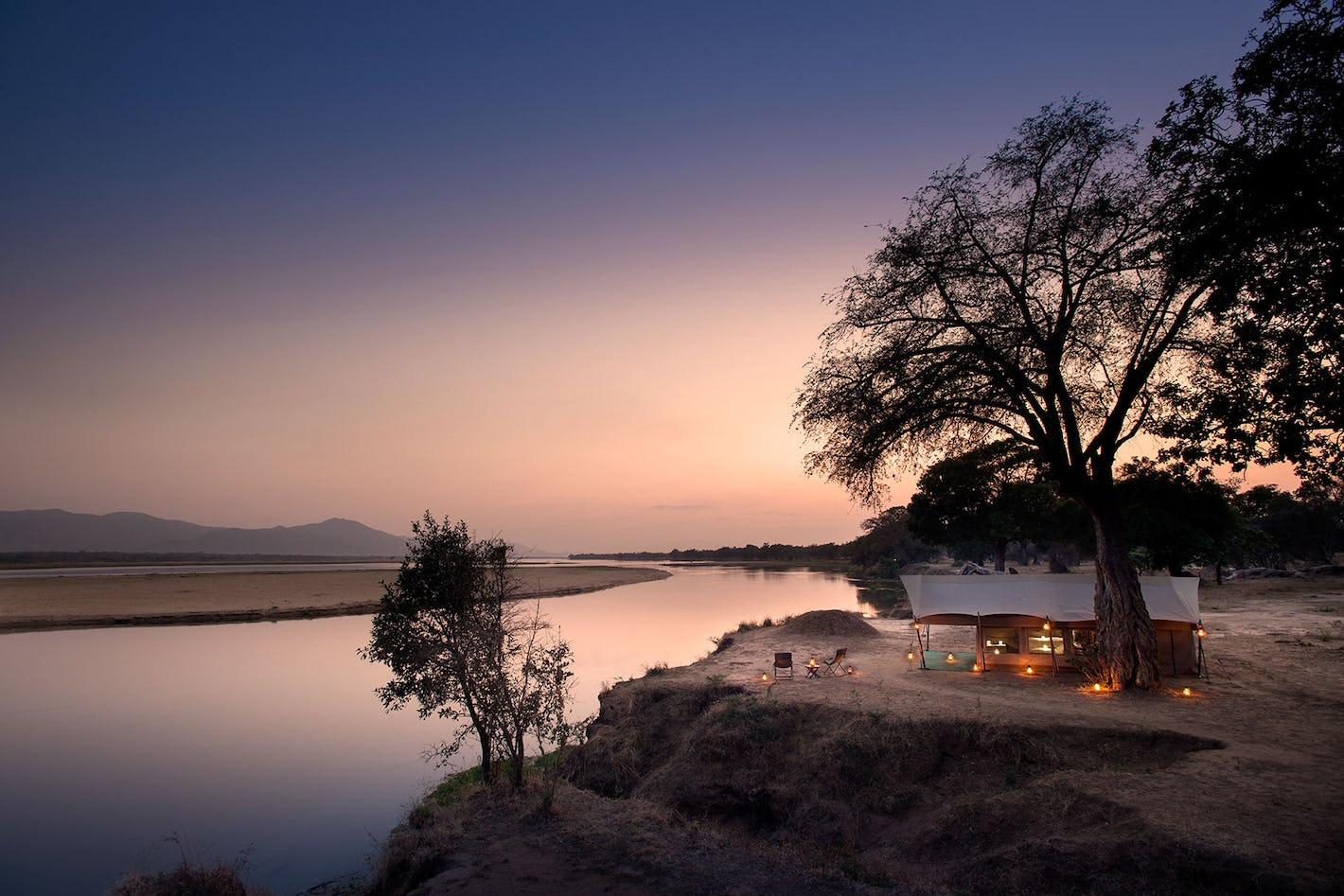 Chikwenya Safari Lodge Zimbabwe Timbuktu Travel