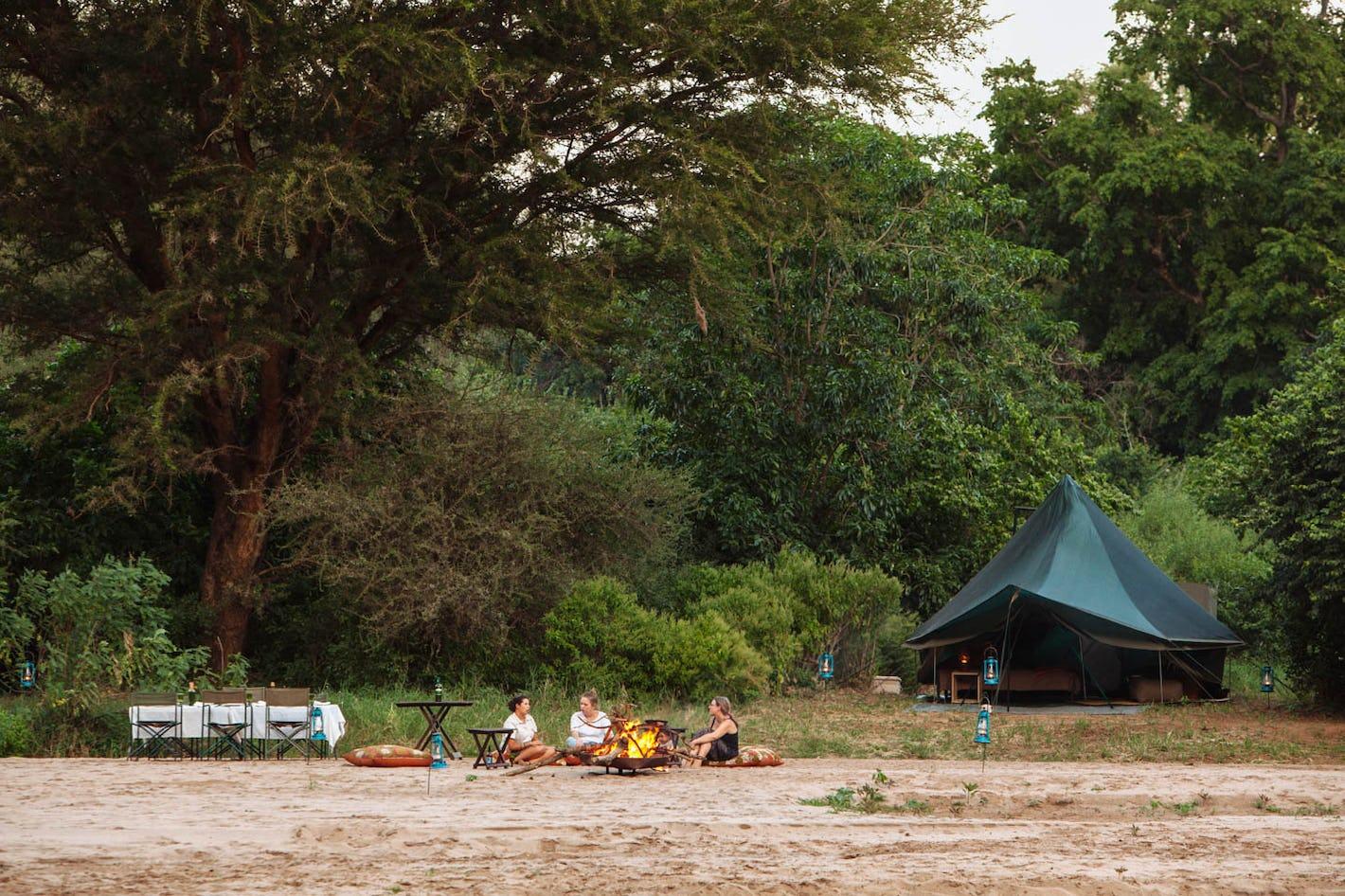 lake manyara green camp tanzania timbuktu travel