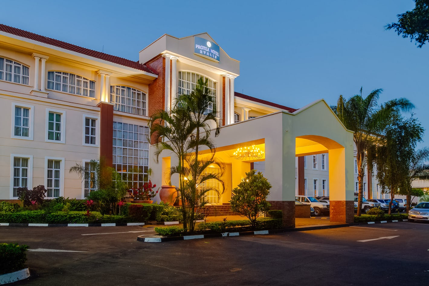 The Protea Hotel Ryalls Is One Of Most Technologically Advanced Hotels In Malawi