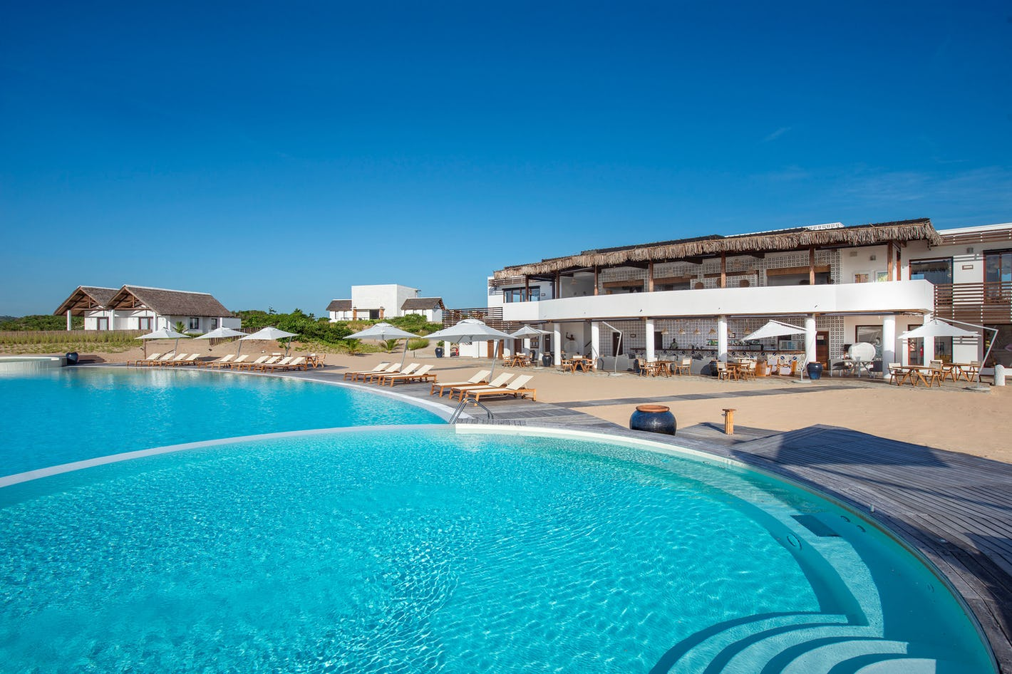 A Sophisticated Modern Beach Resort With Luxurious Accommodation And Five Star Hospitality The Spa