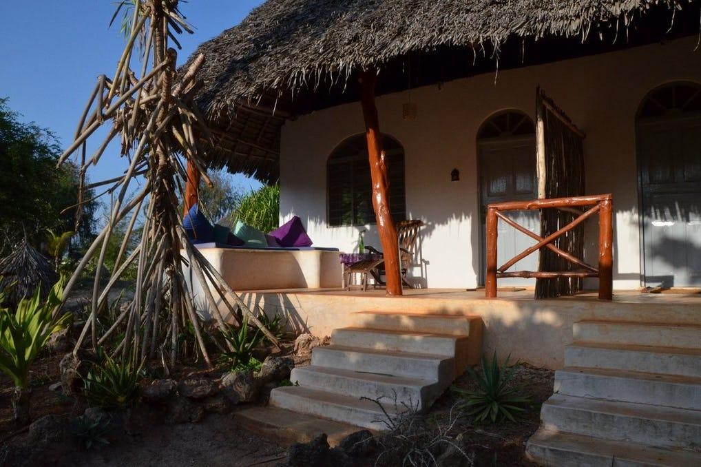 Located On The North East Coast Of Zanzibar Close To Mnemba Atoll