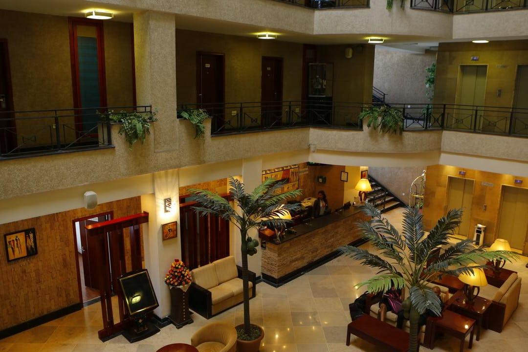 Sheraton Addis Hotel, Ethiopia | Timbuktu Travel