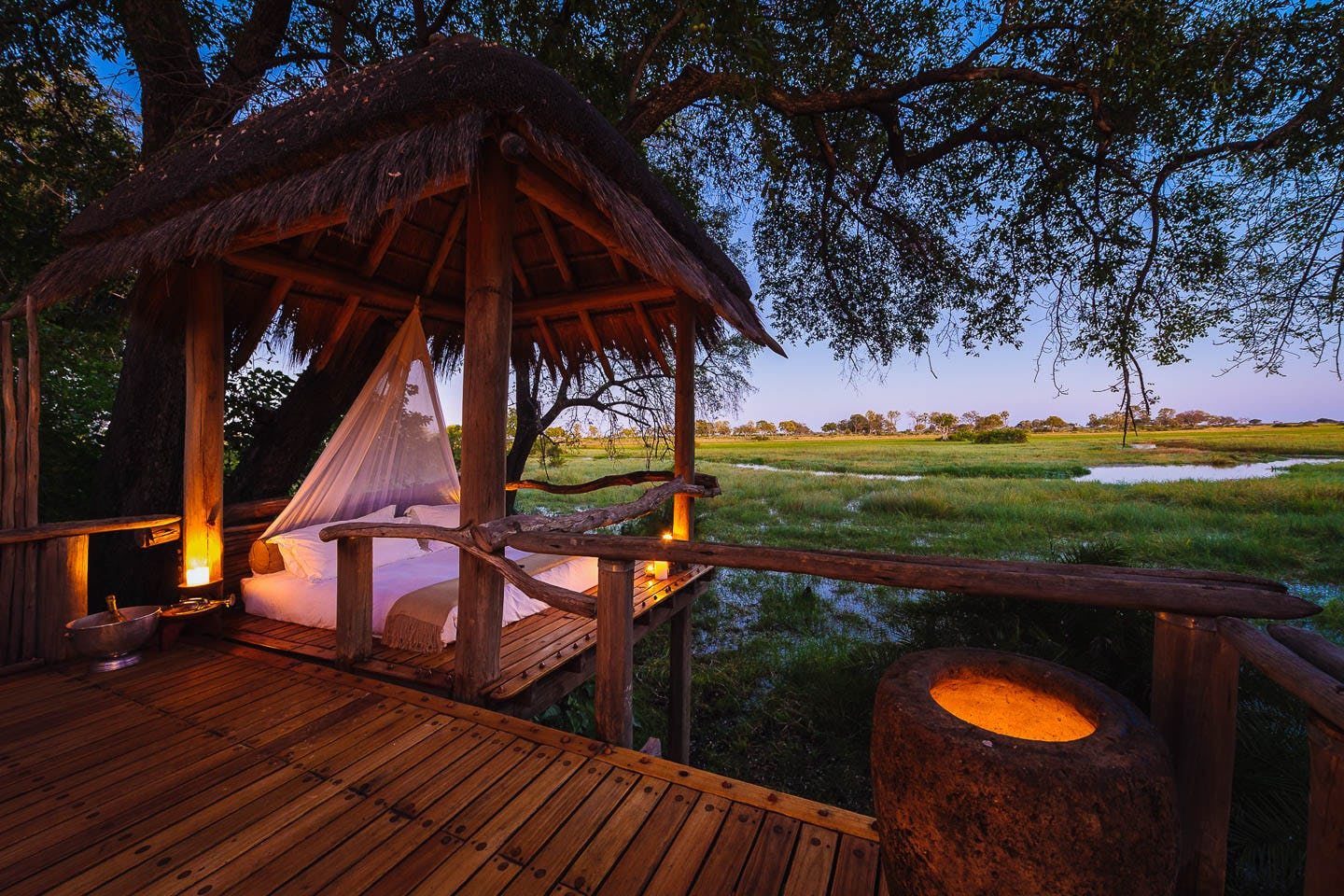 Africa S Five Greatest Starbeds Timbuktu Travel