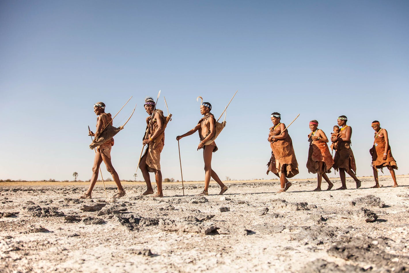 Follow the paths of the San Bushmen in Botswana | Timbuktu ... on kalahari desert on map, san bush people, san people map, south africa kalahari desert map,